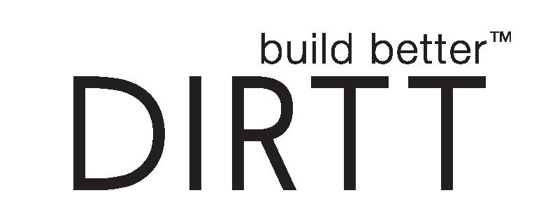 DIRTT Buildbetter TM 300x110 black