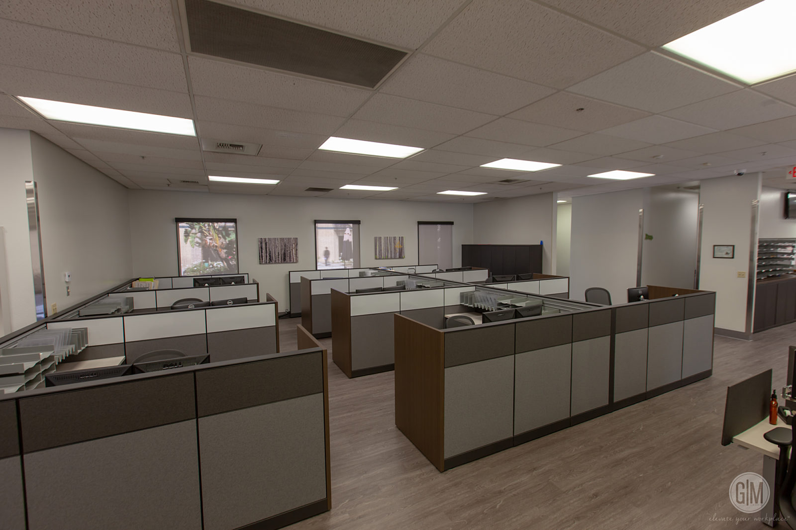 COSB Coroner's Office Department Area Makeover