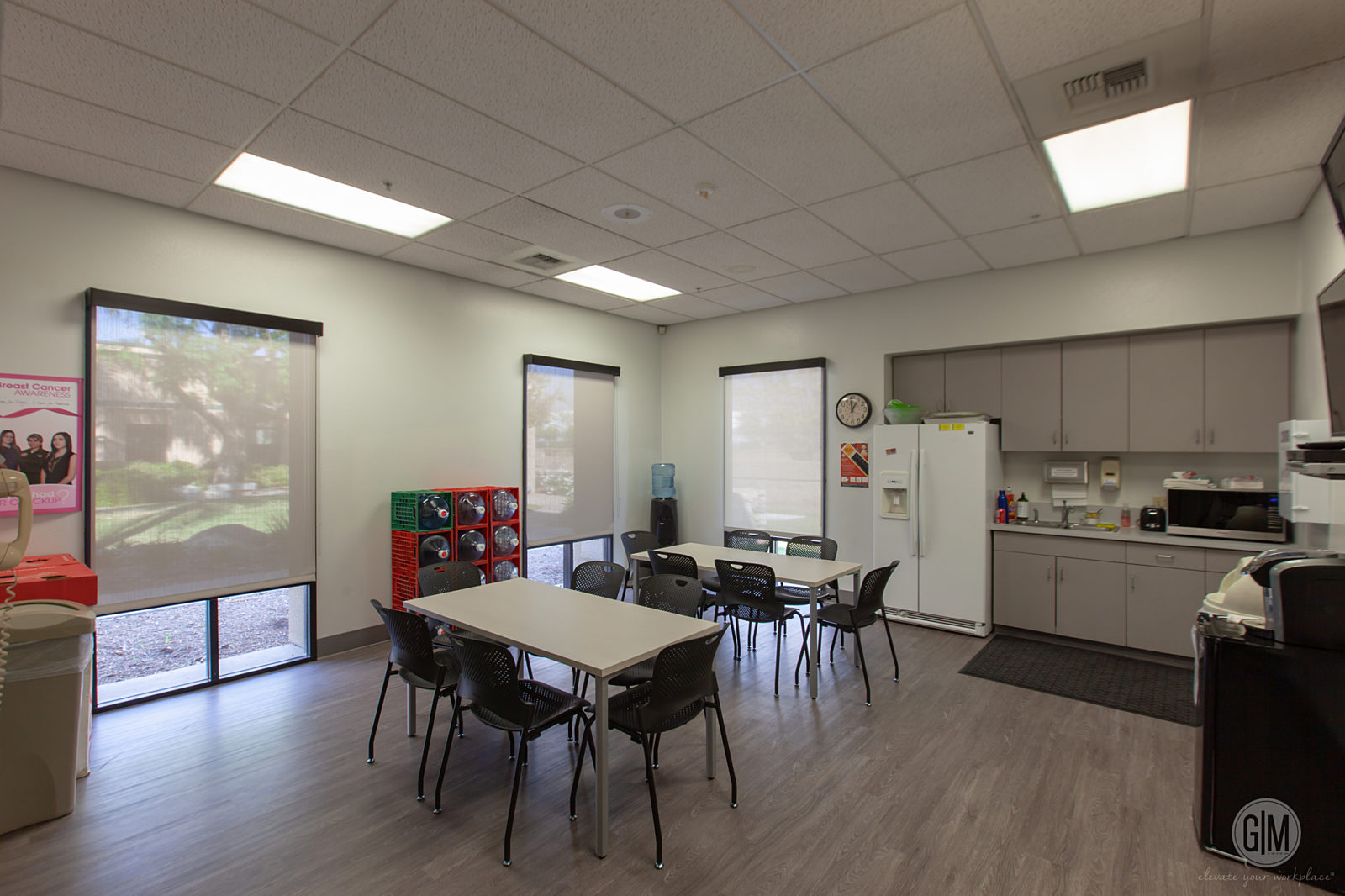 COSB Coroner's Lunch Room Makeover